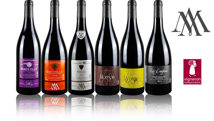 les vins crus beaujolais brouilly morgon regnie bourgogne gamay